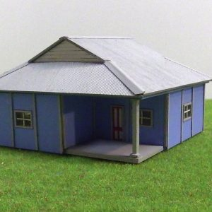 Fibro house
