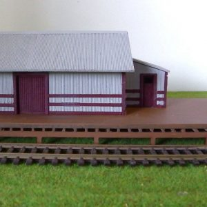 G-2 goods shed