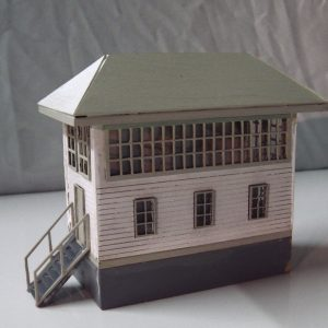 Goulburn signal box finished 2