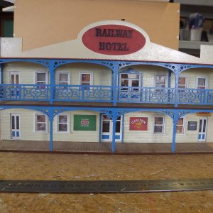 O scale Buildings