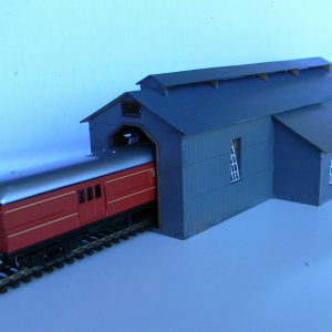 loco shed nscale