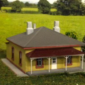 Bunendore station masters house finished4