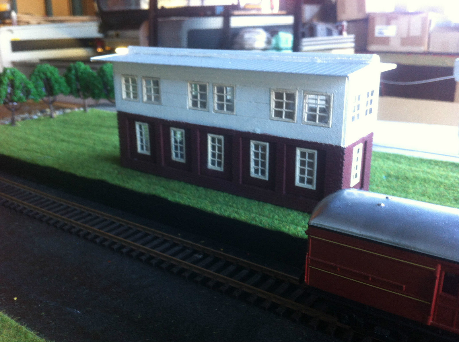 Ho Scale Buildings To Use With Mm