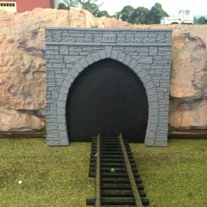 Castings, Portals and scenery